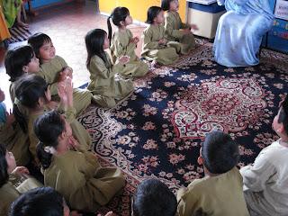 Nyanyian dan lagu dalam Aspek Perkembangan Kanak-kanak