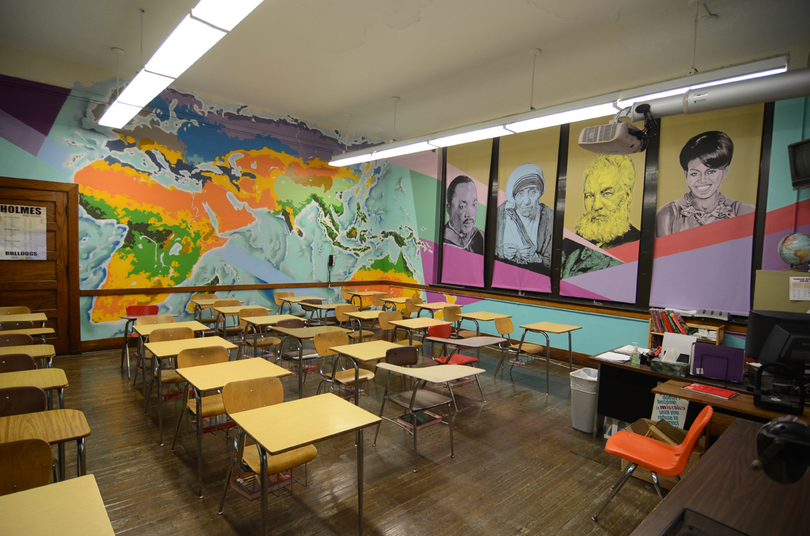 Cool Classroom Design Ideas : Higherlevelart ho holmes