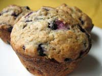 Weight Loss Recipes : Muffin