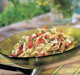 Weight Loss Recipes : Greek- Style Pasta with Tomato Sauce & Feta