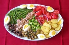 Weight Loss Recipes : Salad Niçoise