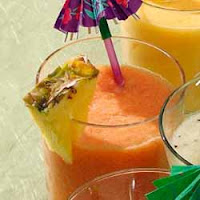 Weight Loss Recipes : Fresh Hawaiian Smoothie