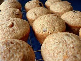 Weight Loss Recipes : Banana Raisin Muffins