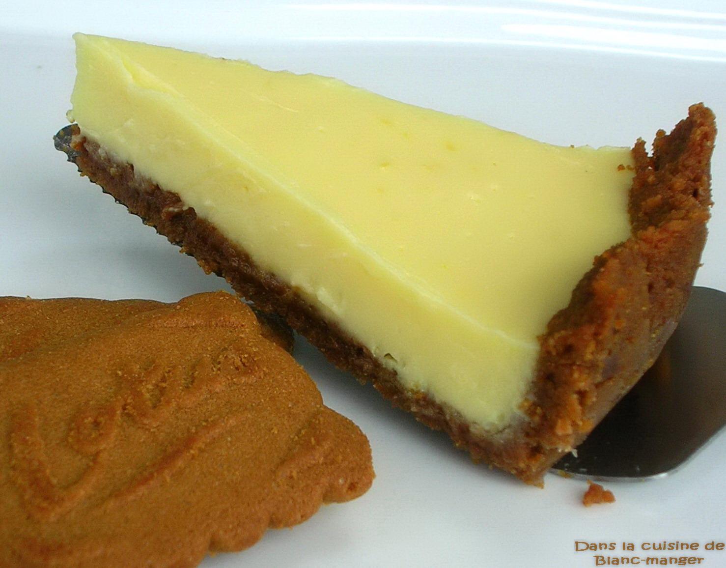 Dans la cuisine de blanc manger tarte au citron la plus facile au monde - Tarte aux citrons meringuee facile ...