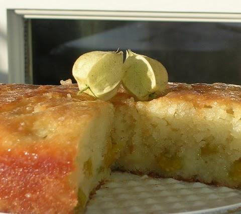 Dans la cuisine de blanc manger torte bretonne aux for Tamiser cuisine