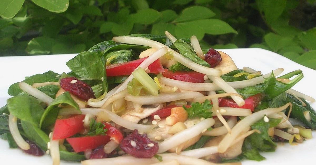 Dans la cuisine de blanc manger salade d 39 amour - Amour dans la cuisine ...