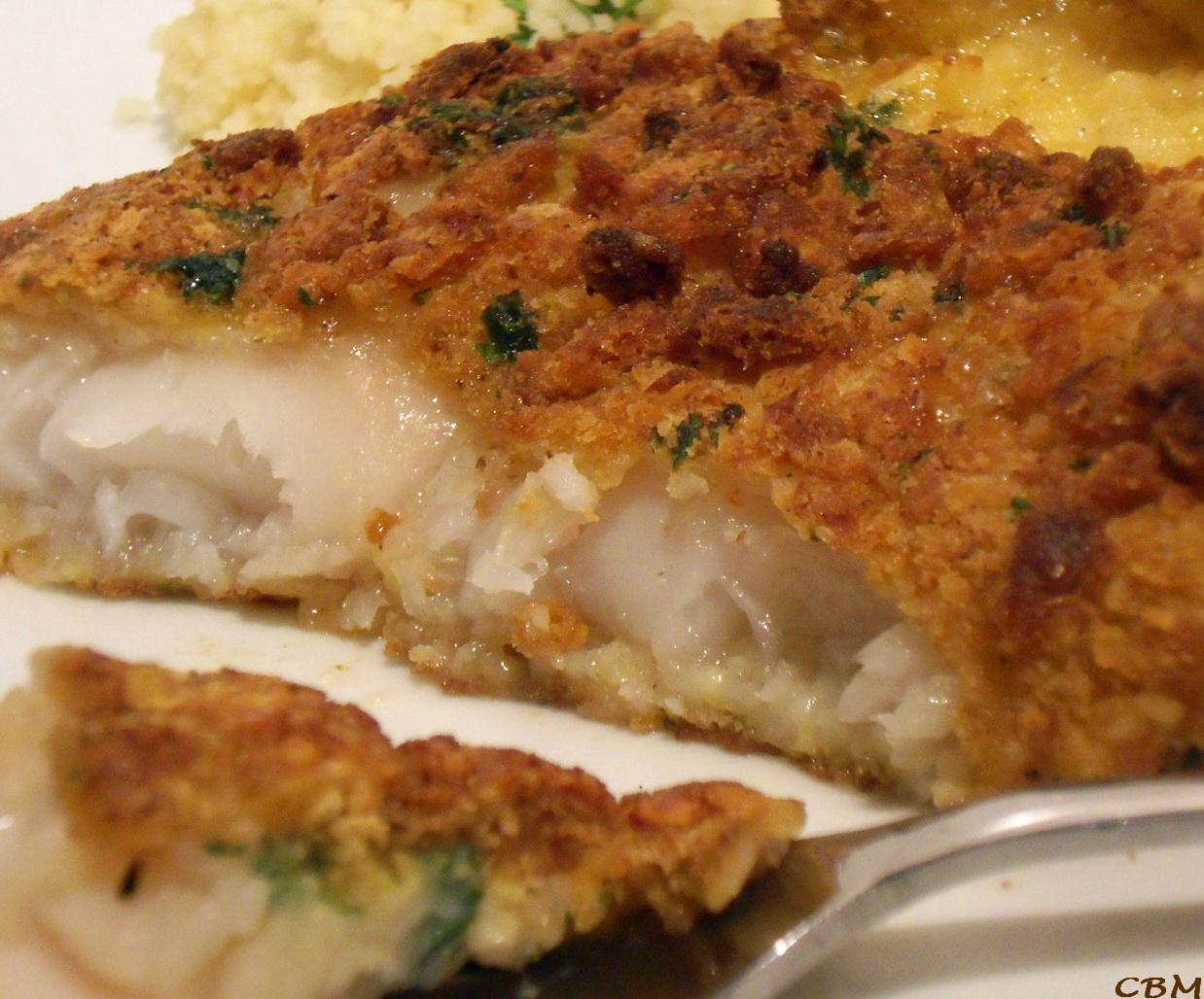 Dans la cuisine de blanc manger filets de poisson en for Poisson cuisine