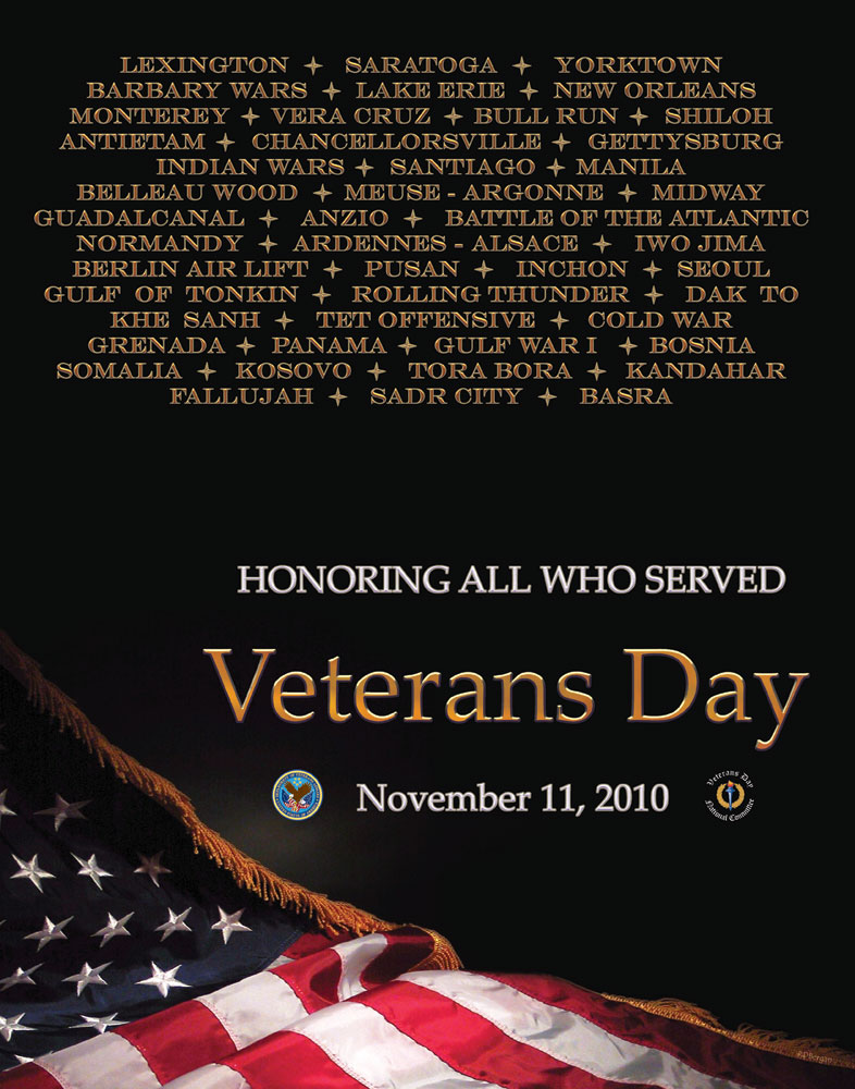 honoring veterans essays