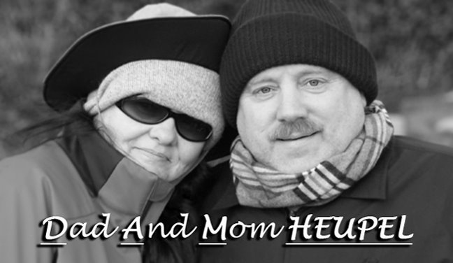 DAD AND MOM HEUPEL
