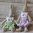 Sjarmerende kaniner...