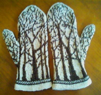 Fair Isle Knit Wristlet – Craftbnb