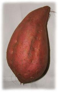 Recettes Légumes anciens-Patates douces à la cannelle