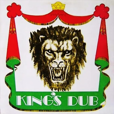 Manzie & Ranking Barnabas. dans Manzie & Ranking Barnabas king%27s+dub+-+front