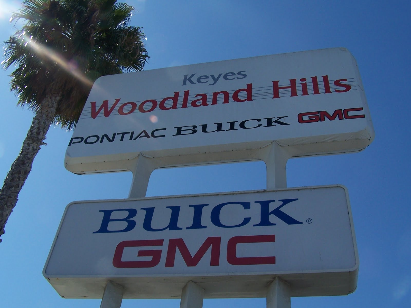 At keyes woodland hills buick gmc cadilalc we take our community involvement seriously we hope that every little gesture to show support for law