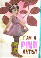 Pink Artist - copy link to find out more