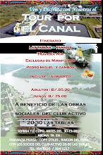 TOUR POR EL CANAL