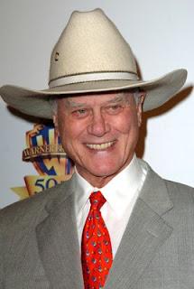 J.R. Ewing, das Vorbild von Erwin Huber