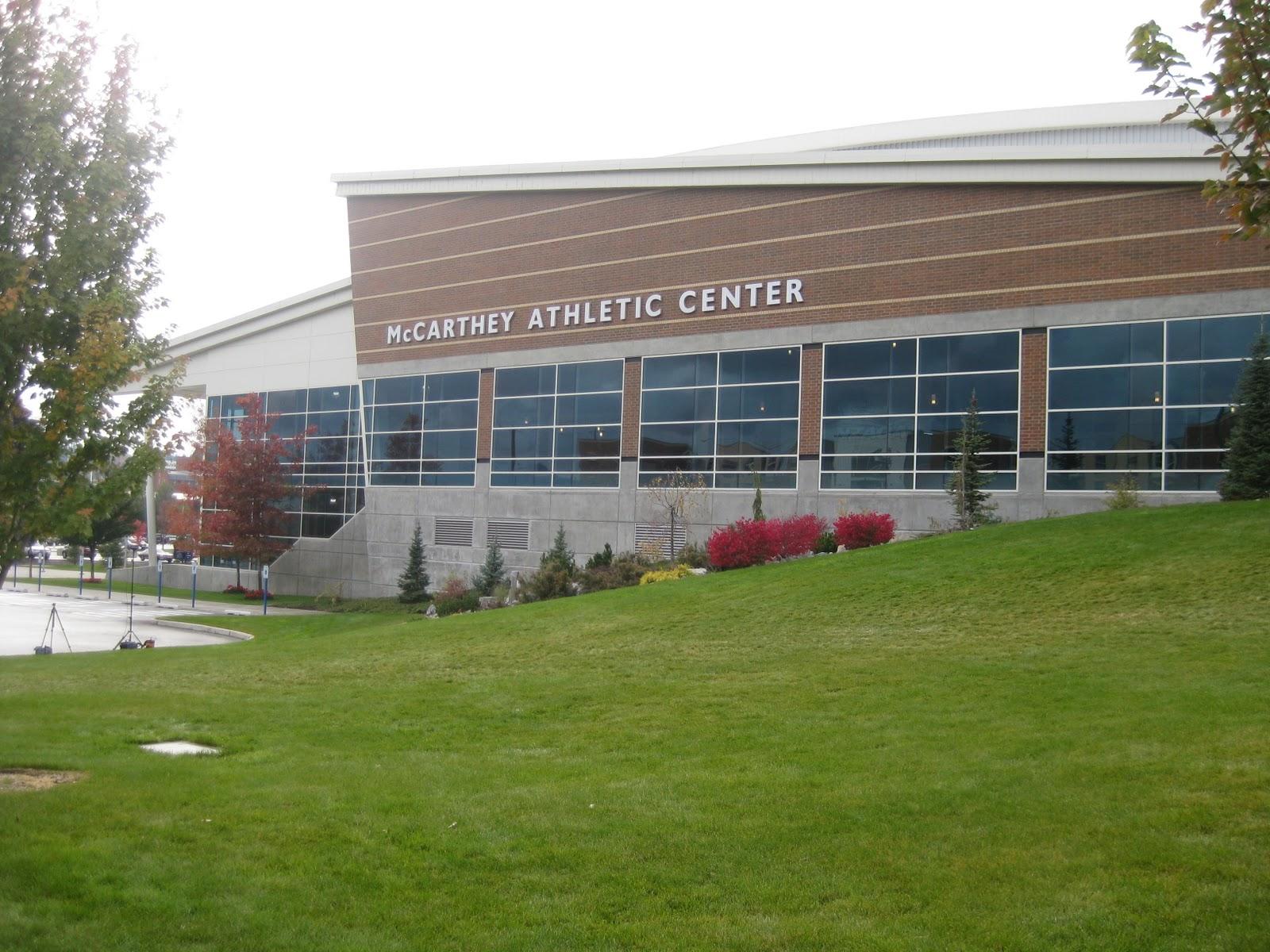 Gonzaga Basketball Arena The Basketball Arena