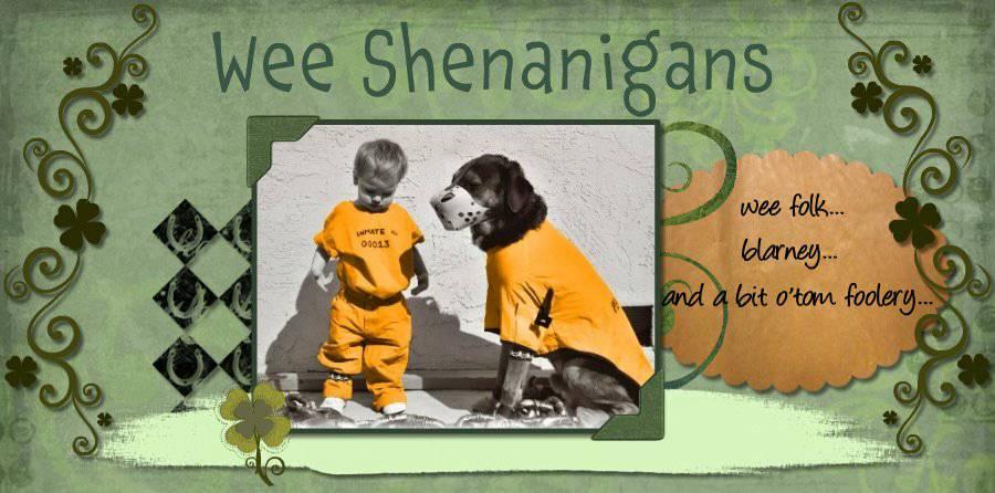 Wee Shenanigans