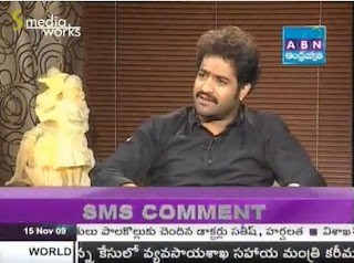 Jr NTR – Open Heart Interview with ABN (AndhraJyothi Channel)