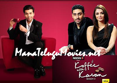 Koffee with Karan 3 -7th Nov-E 1 :Aish & Abhi