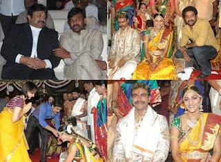 Ashwini Dutt daughter Swapna Dutt Wedding Gallery