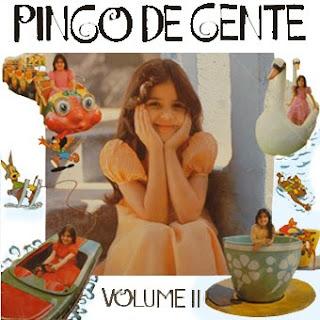 Pingo De Gente – Vaninha: Pingo De Gente   Vol. 2 (1980) | músicas