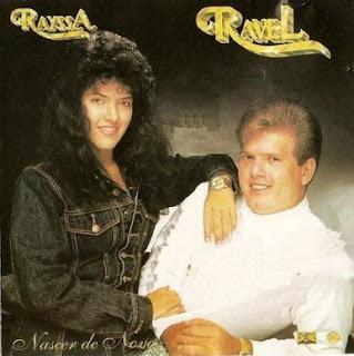 Rayssa e Ravel - Nascer De Novo (1995)Play Back