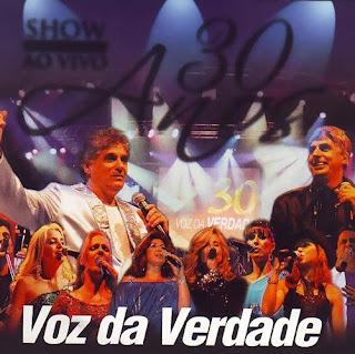 Voz Da Verdade - 30 Anos Ao Vivo (2008) CD Duplo