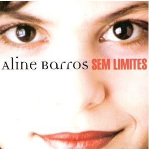 Capa do CD Aline Barros   Sem Limites