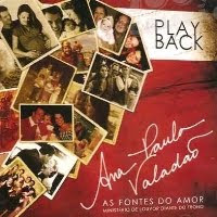 Ana Paula Valadão - As Fontes Do Amor (2009) PlayBack