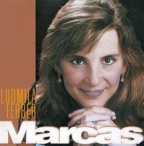 Ludmila+Ferber+ +Marcas+%281996%29 Baixar CD Ludmila Ferber   Marcas 1996