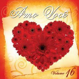 CD: Amo Você - Coleção Amo Você Vol. 16