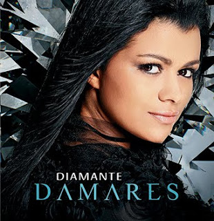 Capa do CD Damares   Diamante
