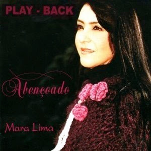 CD Mara Lima   Abençoado, Play back
