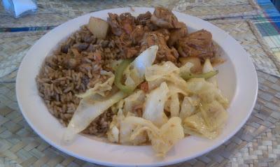 Simply Delicious Caribbean Cuisine