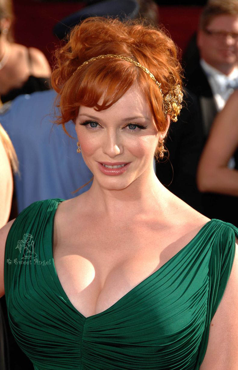 christina hendricks wallpaper
