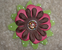 Hair Flowers for bitty ones