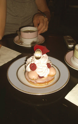Laduree Cake Paris