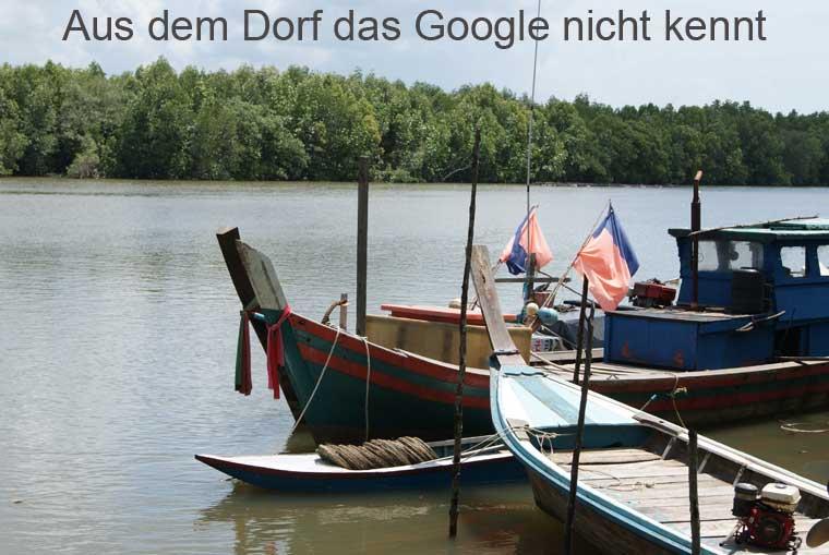 Aus dem Dorf das Google nicht kennt - Reisebericht aus Kok Payom