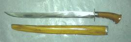 Pedang buatan Kelantan