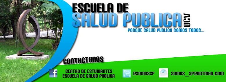 Escuela de Salud Pública - UCV