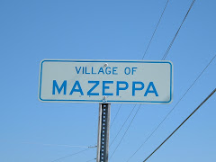 WELCOME TO MAZEPPA