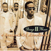 "Top 100 Songs 1998 ""4 Seasons Of Lonliness"" Boyz II Men"
