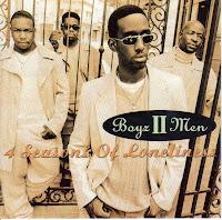 """Top 100 Songs 1997 """"4 Seasons Of Lonliness"""" Boyz II Men"""