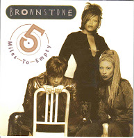 "90's Girl Groups ""5 Miles To Empty"" Brownstone"