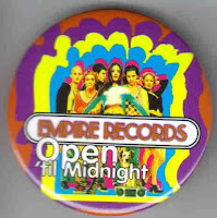 Empire Records Promotional Pin