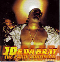 """The Party Continues"" Jermaine Dupri featuring Da Brat"