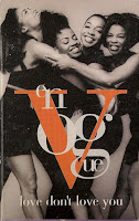 "90's Music ""Love Don't Love You"" EnVogue"