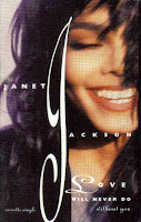 """90's Music """"Love Will Never Do (Without You)"""" Janet Jackson"""